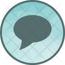 Message Bubble Communication Icon