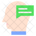 Message Mind Thought Icon
