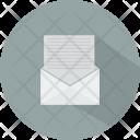 Message Text Envelope Icon