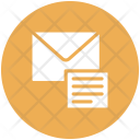 Message Open Email Icon