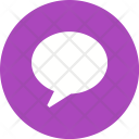 Message Chat Bubble Icon