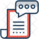 Message Content Script Icon