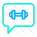 Chat Conversation Communication Icon