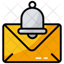 Mail Notification Message Alert New Message Icon