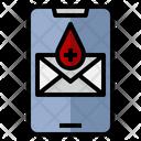 Message Alert Mobilephone Smartphone Icon