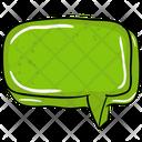 Speech Bubble Communication Conversation Icon