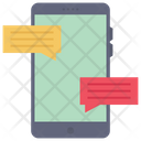Chat Text Inbox Icon