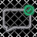Message check Icon