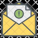 Message Error Mail Error Email Error Icon