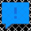 Message Error Icon