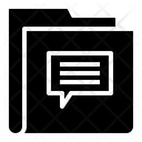 Message Folder Icon