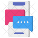 Message Home Icon