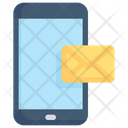 Message In Smartphone Icon