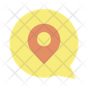 Message Location Icon