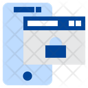 Message Lock Communication Lock Icon