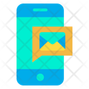 Message Mobile Icon