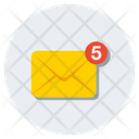 Message Notification Icon