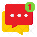 Message Notification Message Inbox Icon