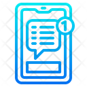 Message Notification Smartphone Message Icon