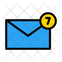 Message Notification Email Notification Email Icon