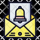 Message Notification Message Alarm Icon