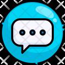 Message Notification Chat Notification Communication Notification Icon