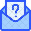 Help Support Message Question Icon