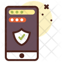 Message Security Message Message Shield Icon