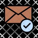 Done Send Message Icon
