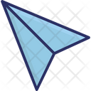 Mail Message Origami Icon
