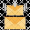 Message Send Icon
