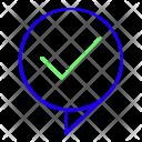 Message Bubble Text Icon
