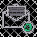 Message sync Icon