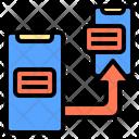 Tranfer Digital Learning Icon