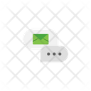 Message Typing Icon