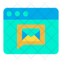 Web Message Mail Icon