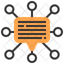 Messages Strategy Analysis Icon