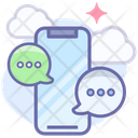 Messages Chat Conversation Icon