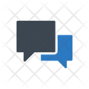 Chat Messages Discussion Icon