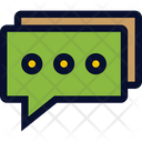 Messages Comments Chat Icon