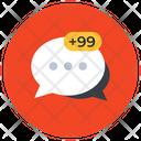 Unread Messages Messages Inbox Icon