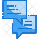 Messages Chat Communication Icon