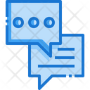 Messages Chat Support Icon