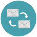 Messages Exchange Communication Icon