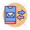 Mmessaging Messaging Mailing Icon