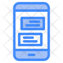 Messaging App Text App Icon