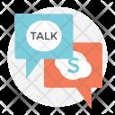 Messaging Platform Communication Icon
