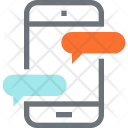 Messanger Message Communication Icon