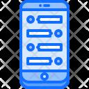 Messenger ui Icon