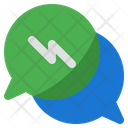 Messenger Chat Communication Icon